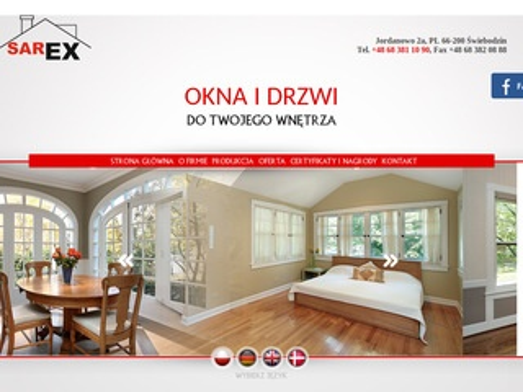Sarex.pl okna
