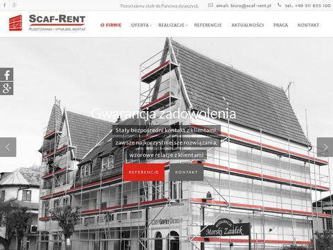 Scaf-rent.pl