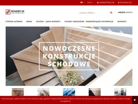 Schody24.net.pl balustrady