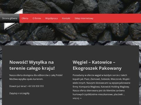 Sebol-skladopalu.pl sprzedaż węgla Katowice