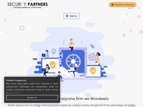Securitypartners.pl bezpieczeństwo IT