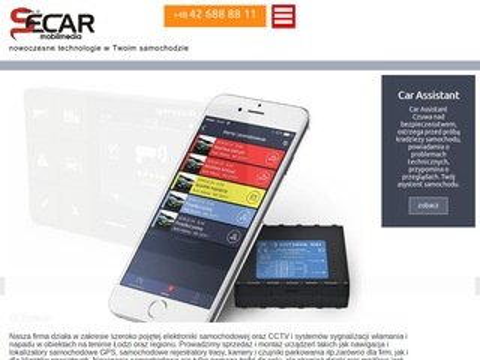SECAR Mobilmedia klimatyzacja