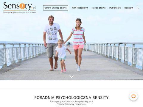 Coaching rodzicielski w Sensity.pl