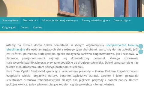 SeniorMed dom opieki szczecin