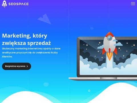 Seospace.pl pozycjonowanie stron