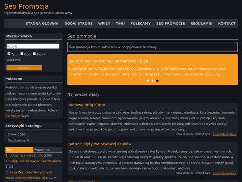 Seopromocja.pl katalog