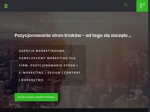 Seoheroes.pl Pozycjonowanie stron www Kraków
