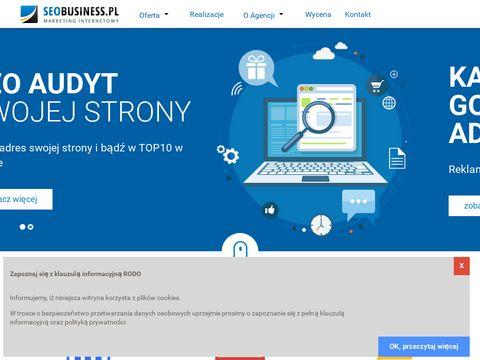 Seobusiness.pl pozycjonowanie stron internetowych