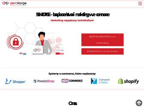 Semforge.com - e-marketing dla sklepu