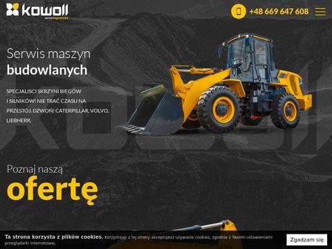 Serwis-diagnostyka.pl Serwis maszyn volvo