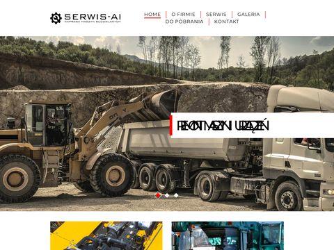 Serwis-ai.pl remonty silników ładowarek