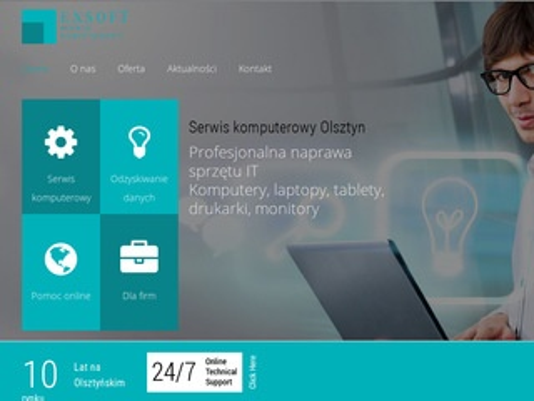 Serwis-komputerow.olsztyn.pl Exsoft