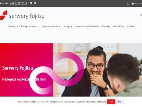 Serweryfujitsu.pl komputerowe