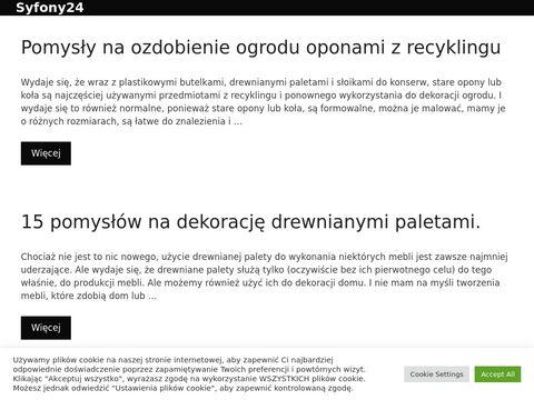 Syfony24.pl - akcesoria do wypieków