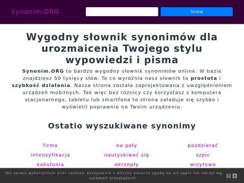 Synonim.org