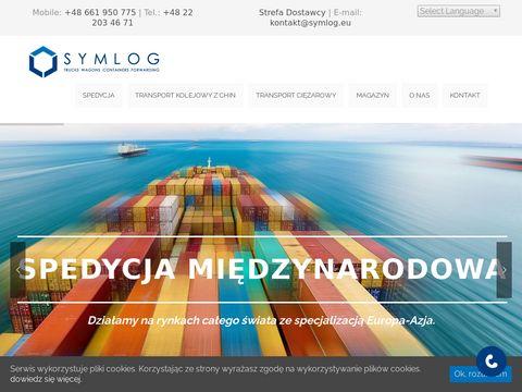 Symlog - spedycja międzynarodowa