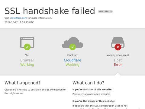 Syrenawola.pl - nowe mieszkania na Woli
