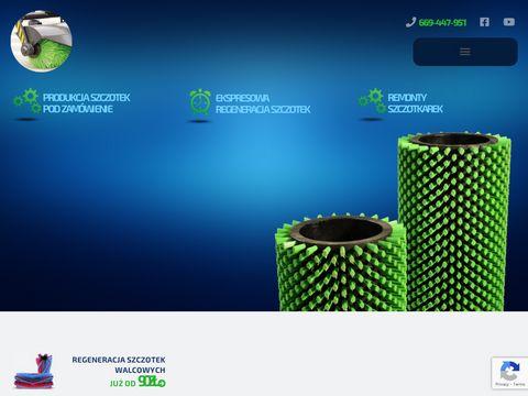 Szczotki-techniczne.net panelowe