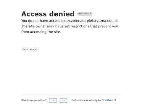 Szczoteczka-elektryczna.edu.pl irygator