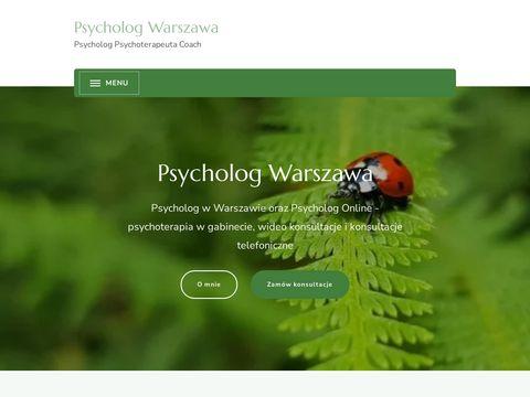 Szczepaniak-psychology.eu Warszawa