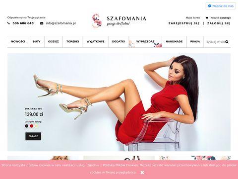 Sukienki sklep internetowy
