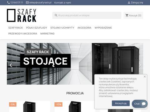 Szafyrack.pl - serwerowe
