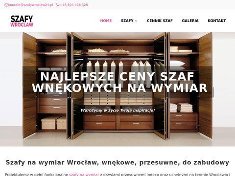 Szafywroclaw24.pl do zabudowy