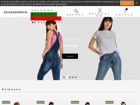 Szachownica.com.pl - tanie ubrania przez internet