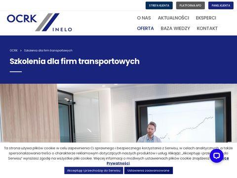 Szkoleniadlatransportu.pl