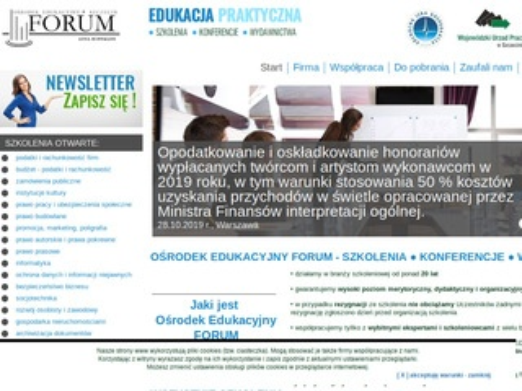 Ośrodek Edukacyjny Forum Anna Hoffmann