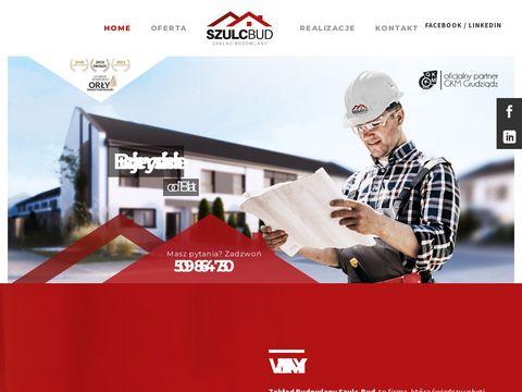 SzulcBud Toruń - usługi budowlane