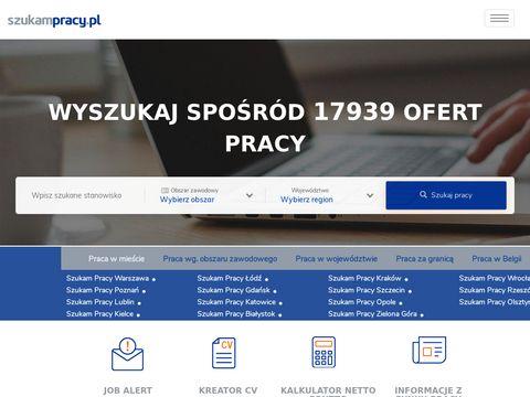 Szukampracy.pl znajdź wymarzoną pracę