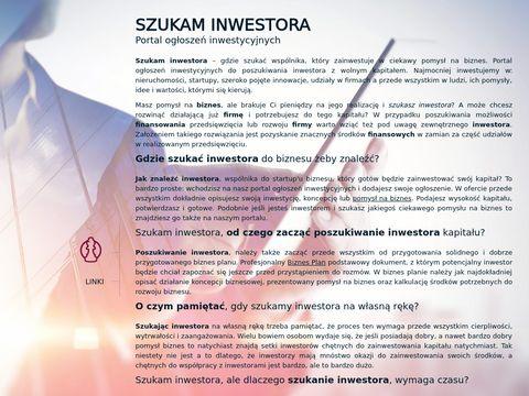 Szukaminwestora.pl