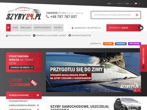 Szyby24.pl sklep internetowy