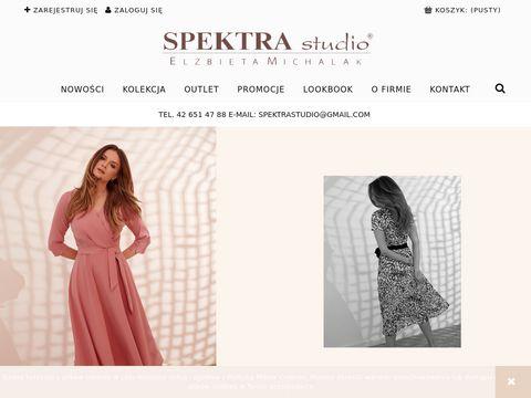 Spektra.com.pl - odzież damska