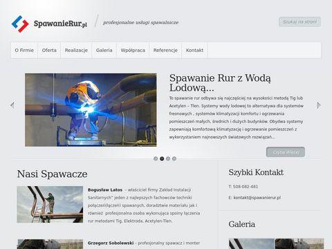 Spawanierur.pl