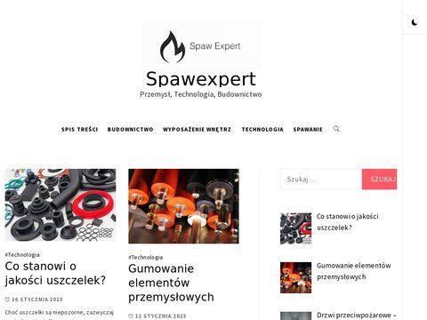 Spawexpert.pl konstrukcje ze stali nierdzewnej