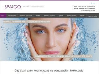 Spa-and-go.pl - manicure