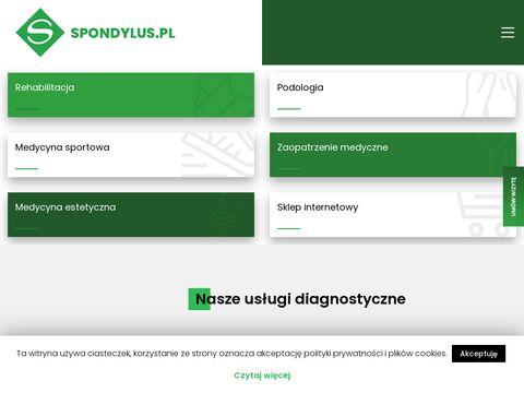 Spondylus.pl centrum medyczne