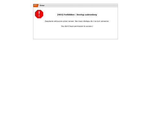 Spizarniakujawskopomorska.pl - żywność regionalna