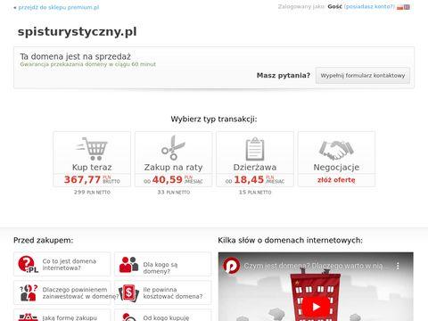 SpisTurystyczny.pl - informacja turystyczna