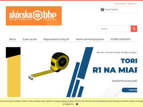 Sprzet-ratownictwa-medycznego.com.pl