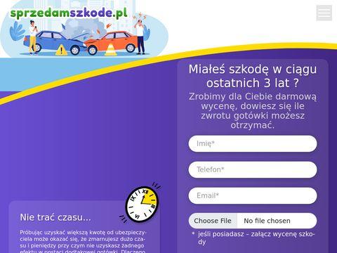 Sprzedamszkode.pl odkupienie