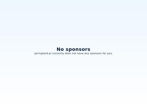 Springland.pl sklep z odzieżą damską