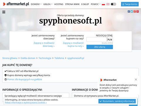 Spyphonesoft.pl - spyphone