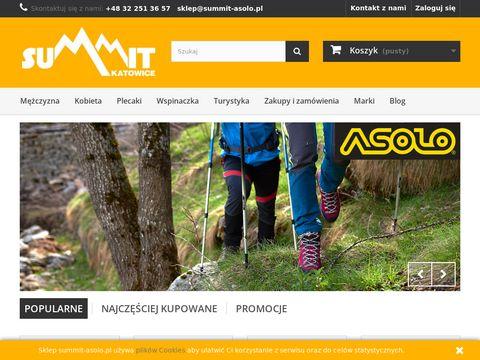 Summit-asolo.pl - kurtki i buty trekkingowe