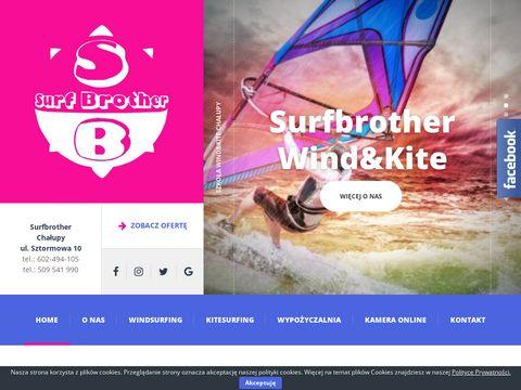 Surfbrother.com.pl kursy kitesurfingu
