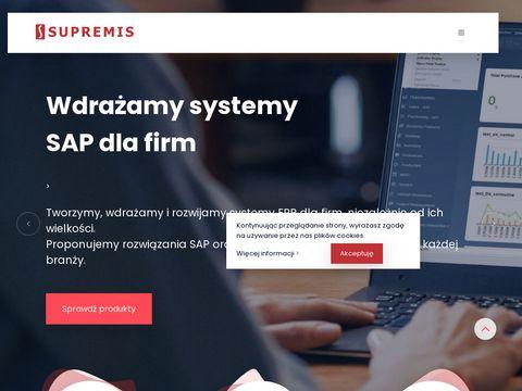 Oprogramowanie dla firm SAP Business One