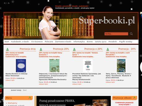 Super-booki.pl - publikacje elektroniczne