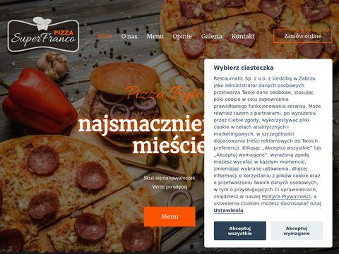 Superfranco.pl pizzeria